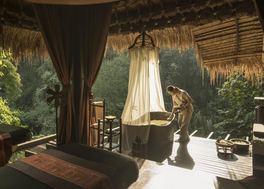 four season tented camp