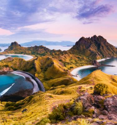 Viaggio in Indonesia: Padar Island